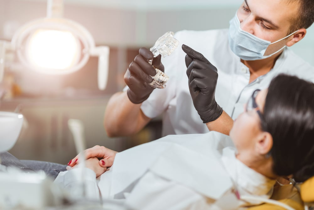 Wisdom teeth removal is something you can have done at your dentist's office in many cases.