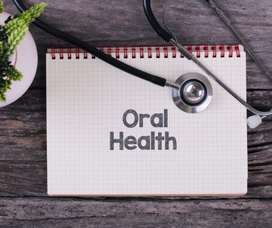 See a dentist to reduce your risk of developing chronic health conditions like diabetes and heart disease.