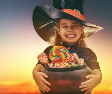 Use these strategies to avoid cavities for kids who collect a lot of treats on Halloween.